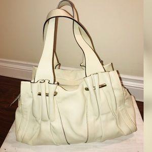 TENTAZIONE DUE Genuine Leather Hobo Handbag